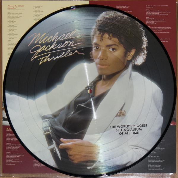 Michael Jackson - Thriller (Picture Disc, Reissue)Vinyl