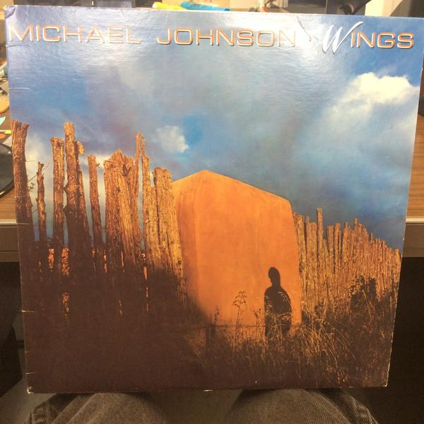 Michael Johnson - Wings (LP, Album, Used)Used Records