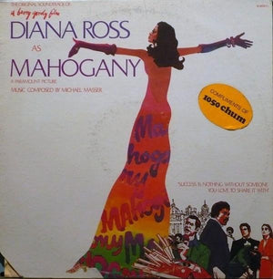 Michael Masser - The Original Soundtrack Of Mahogany (LP, RE, Used)Used Records