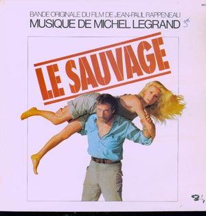 Michel Legrand - Le Sauvage (LP, Used)Used Records