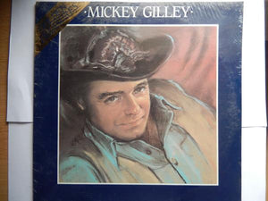 Mickey Gilley - Golden Treasures (LP, Comp, Used)Used Records