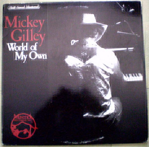 Mickey Gilley - World Of My Own (LP, Album, Used)Used Records