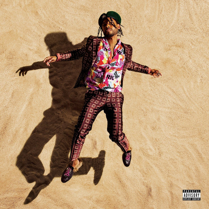 Miguel - War & Leisure (2LP, Limited Edition)Vinyl