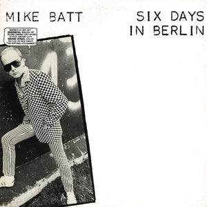 Mike Batt - Six Days In Berlin (LP, Album, Used)Used Records