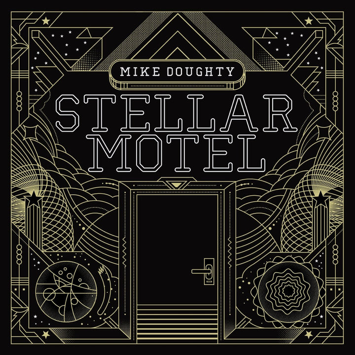 Mike Doughty - Stellar Motel (2LP)Vinyl