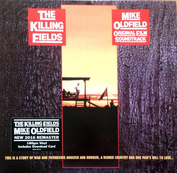 Mike Oldfield - The Killing Fields (Original Film Soundtrack) (Reissue, Remastered)Vinyl