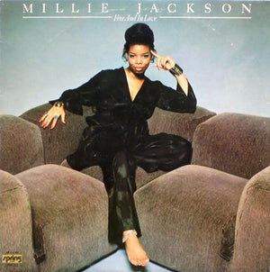 Millie Jackson - Free And In Love (LP, Album, Used)Used Records