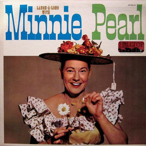 Minnie Pearl - Laugh-A-Long With Minnie Pearl (LP, Album, Used)Used Records