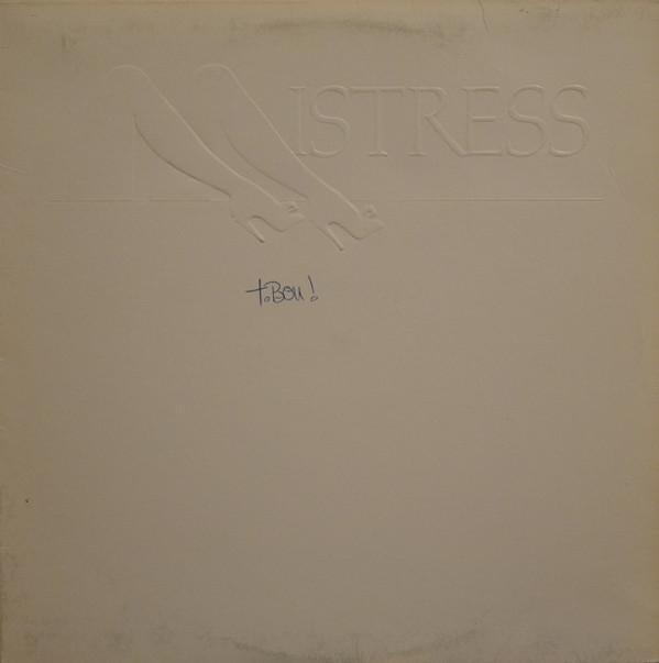 Mistress - Mistress (LP, Album, Used)Used Records