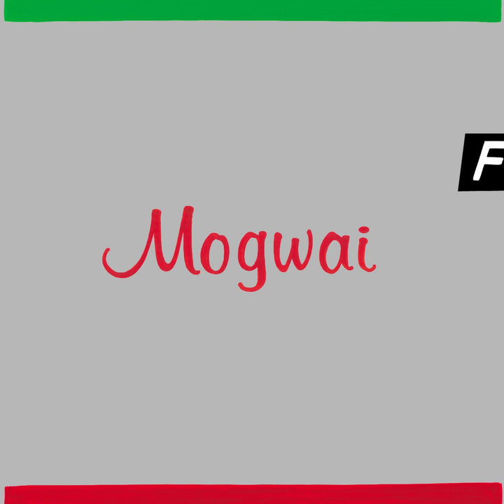 Mogwai - Happy Songs For Happy People (Reissue)Vinyl