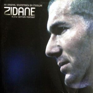 Mogwai - Zidane - A 21st Century Portrait - An Original Soundtrack By Mogwai (2LP, Reissue)Vinyl