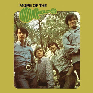 Monkees, The - More Of The Monkees (Reissue, Clear green vinyl)Vinyl