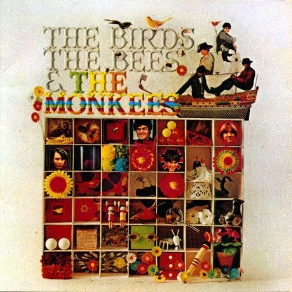 Monkees, The - The Birds, The Bees & The Monkees (Translucent yellow vinyl)Vinyl