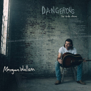 Morgan Wallen - Dangerous: The Double Album (3LP)Vinyl