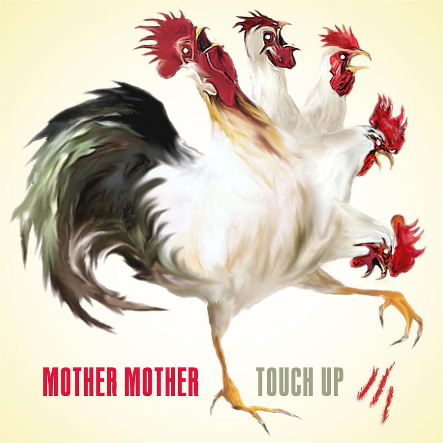 Mother Mother - Touch UpVinyl