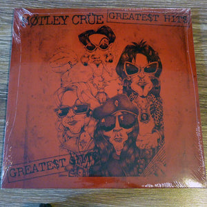 Mötley Crüe - Greatest Hits (2LP)Vinyl