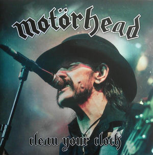 Motörhead - Clean Your ClockVinyl