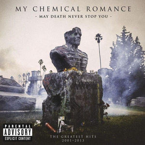 My Chemical Romance - May Death Never Stop You (2LP + DVD)Vinyl