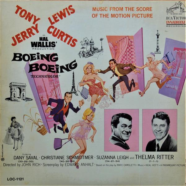 Neal Hefti - Boeing Boeing (LP, Mono, Used)Used Records