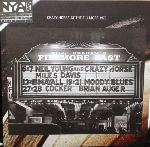 Neil Young & Crazy Horse - Live At The Fillmore East March 6 & 7, 1970Vinyl