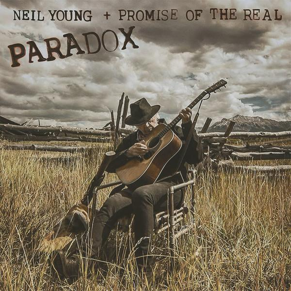 Neil Young + Promise Of The Real - Paradox (2LP, Single Sided, Etched)Vinyl