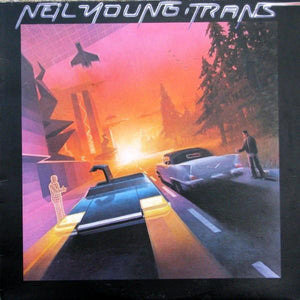 Neil Young - Trans (LP, Album, Used)Used Records