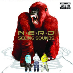 N*E*R*D - Seeing Sounds (2LP, Reissue)Vinyl