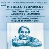 Nicolas Slonimsky - Silhouettes Iberiennes, Modinha, 5 Advertising Songs, 50 Minitudes (LP, Used)Used Records