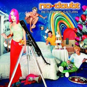 No Doubt - Return Of Saturn (2LP, Reissue)Vinyl