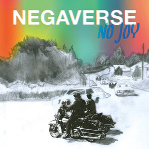 No Joy - Negaverse (Limited Edition, Numbered)Vinyl
