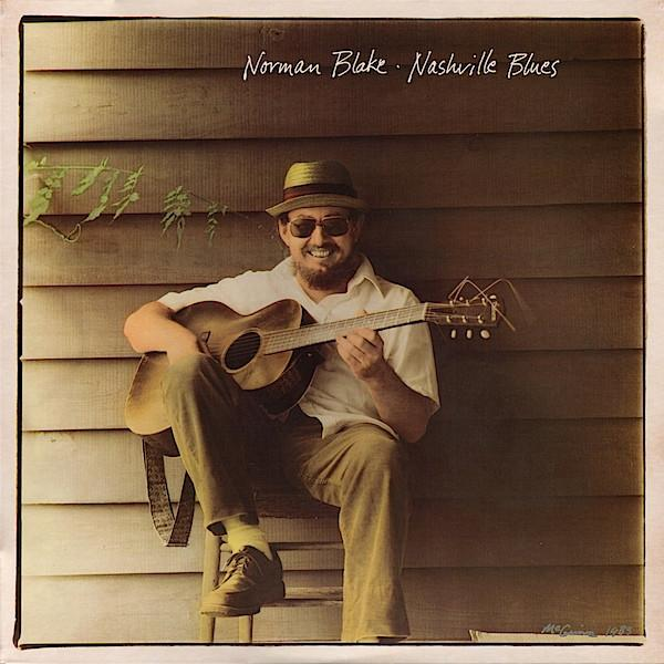 Norman Blake - Nashville Blues (LP, Album, Used)Used Records
