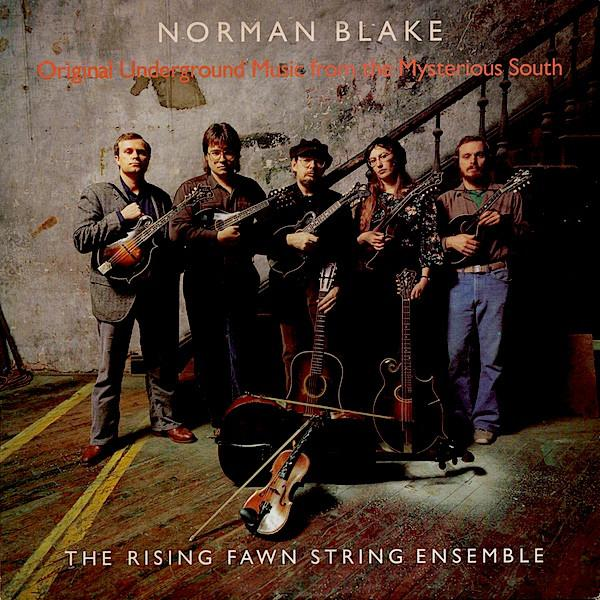 Norman Blake - Original Underground Music From The Mysterious South (LP, Album, Used)Used Records