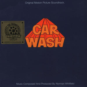 Norman Whitfield - Car Wash (Original Motion Picture Soundtrack) (2LP, Reissue)Vinyl