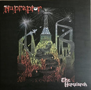 Nupraptor - The Heresiarch (Limited Edition)Vinyl