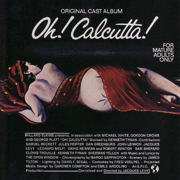 """Oh! Calcutta!"" Original Cast - Oh! Calcutta (Original Cast Album) (LP, Album, Used)Used Records"