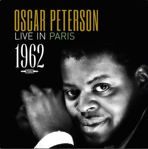 Oscar Peterson - Live In Paris 1962Vinyl