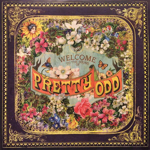 Panic At The Disco - Pretty. Odd.Vinyl