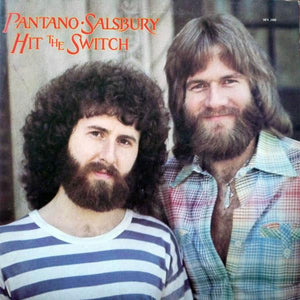 Pantano/Salsbury - Hit The Switch (LP, Album, Gat, Used)Used Records