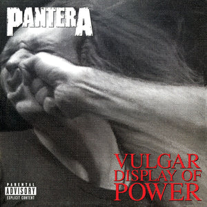 Pantera - Vulgar Display Of Power (2LP, Reissue)Vinyl