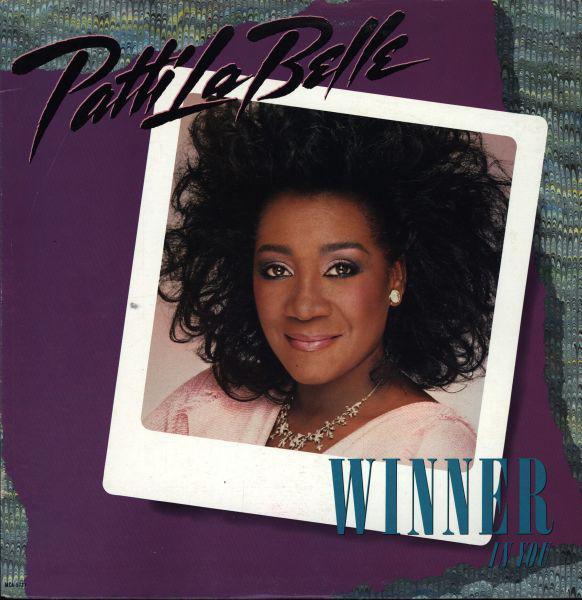 Patti LaBelle - Winner In You (LP, Album, Used)Used Records