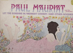 Paul Mauriat And His Orchestra - Midnight Cowboy / Let The Sunshine In (LP, Album, Used)Used Records