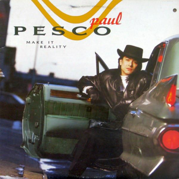 Paul Pesco - Make It Reality (LP, Album, Used)Used Records