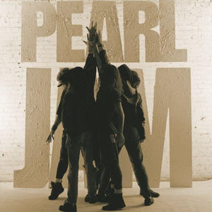 Pearl Jam - Ten (2LP, Remastered)Vinyl