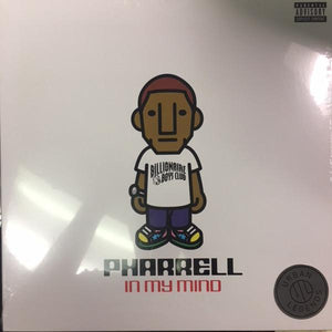 Pharrell - In My Mind (2LP, Reissue)Vinyl