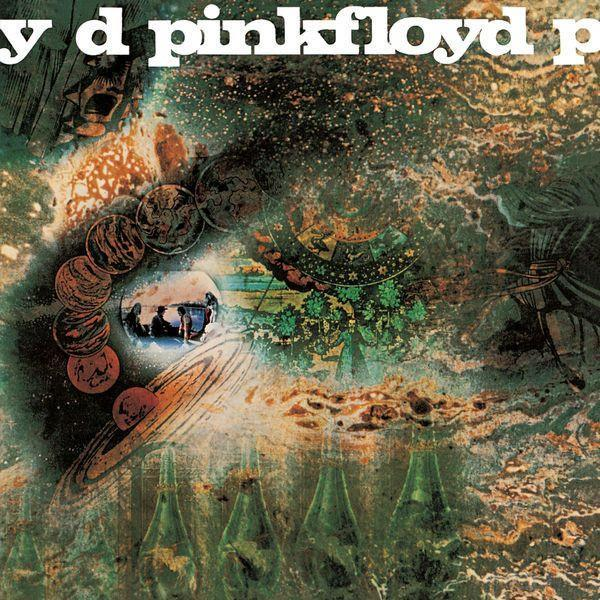 Pink Floyd - A Saucerful of Secrets (180 gram, Remastered)Vinyl