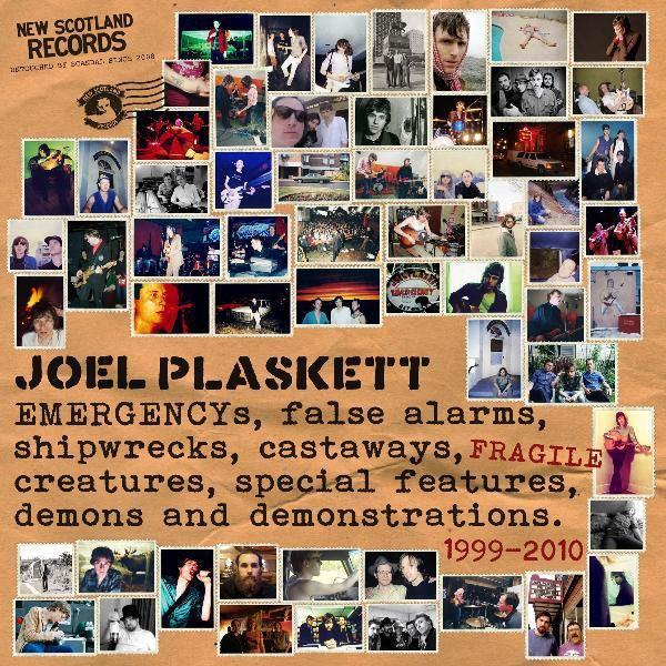 Plaskett, Joel - Emergencys, False Alarms, Shipwrecks, Castaways, Fragile Creatures, Special Features, Demons And Demonstrations. 1999-2010Vinyl