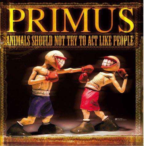 Primus - Animals Should Not Try To Act Like People (EP, Reissue, Remastered)Vinyl
