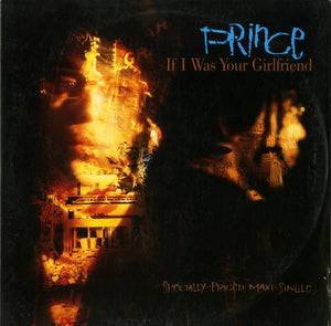 Prince - If I Was Your Girlfriend (45 RPM, Maxi-Single)Vinyl