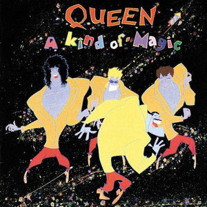 Queen - A Kind Of Magic (180 gram, Remastered)Vinyl