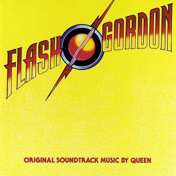 Queen - Flash Gordon (Original Soundtrack Music) (180 gram, Remastered)Vinyl